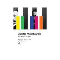 کتاب پانزده اتود برای مهارت در نوازندگی پیانو اثر موژکفسکی